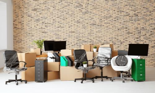 Kako preseliti kancelariju