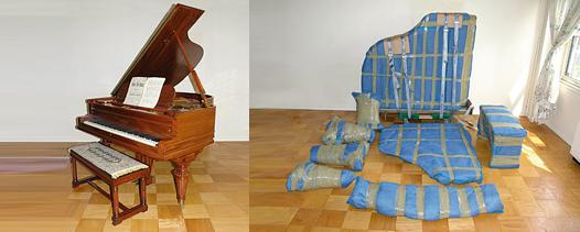 Kako preseliti klavir